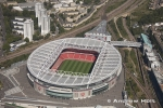 Arsenal Football club Stadium, London England