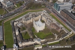 Tower of London in City of London England