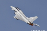 Aerial Photography Eurofighter Typhoon Fighter Jet Climbing With After Burners Andrew Holt Aerial Photography Photograph