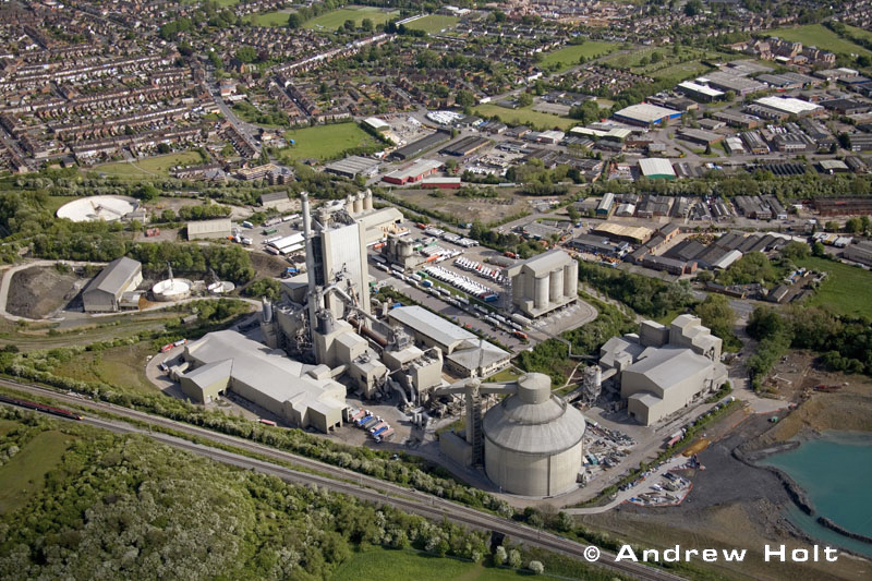 industry aerial photography aerial photography uk power plant electrical layout