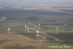 Aerial Photography Electrical Power Generating Wind Farm Turbines In Kerry Ireland Andrew Holt Aerial Photography Photograph