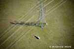 Aerial Photography Industrial Electricity Pylon Inspection Andrew Holt Aerial Photography Photograph