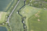 Aerial Photography Aerial Photography Photograph Of Road Railway Viaduct And River Landscape In Southern England